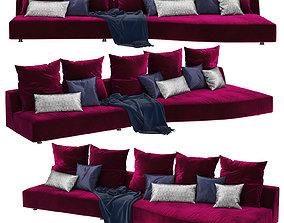 edra Absolu sofa 3D model