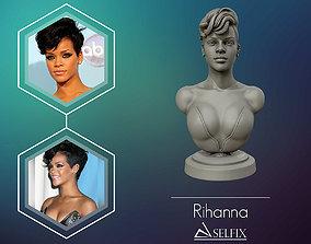Rihanna sculpture Ready to Print