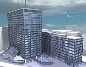 New Scotland Yard 3D model