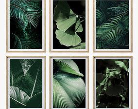 JUNIQE Tropical Set-03 3D