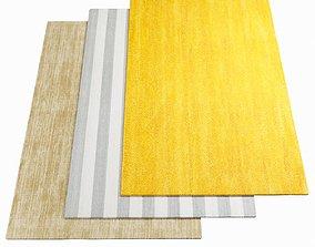 3D model new FABULA LIVING Carpet for variations 11