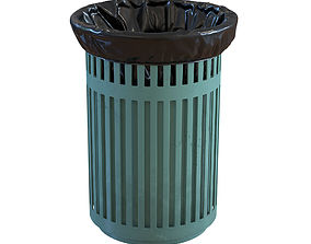 package 3D Trash bin