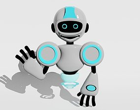 3D robot realtime