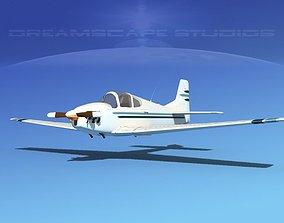 Johnston A-51A V10 3D model