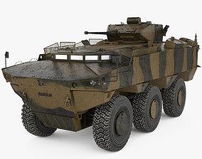 FNSS Pars 3D model
