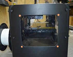 Window peg fix for Replicator 2X 3D printable model