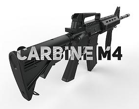 Carbine M4 3D