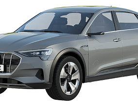 Audi e-tron Sportback 3D model