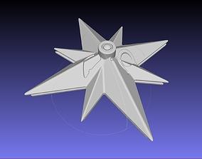 3D printable model Fate Grand Order Bradamante LED Shield