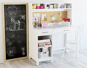 3D model Childroom furniture
