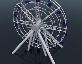 Carnival Ferris Wheel carnival 3D