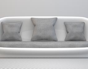 family 3D Modern Sofa