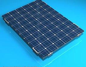 3D Photovoltaic module
