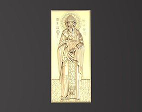 Russian icon religion 3D printable model