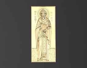 Russian icon religion 3D printable model