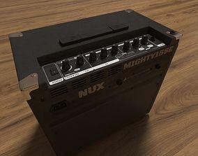 3D NUX amplifier