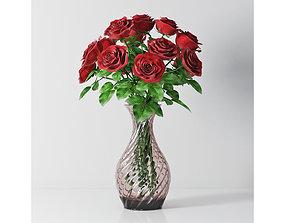 3D Roses 03