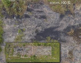 Aerial texture 305 3D asset