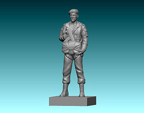 3D printable model Paratroopers of the Russian and 1