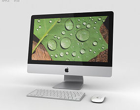lion Apple iMac 21-5-inch Retina 4K 3D model