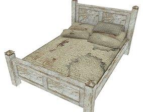 Bedcloth 44 3D asset