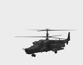 3D model Helecopter