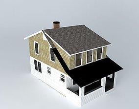 3D House tine