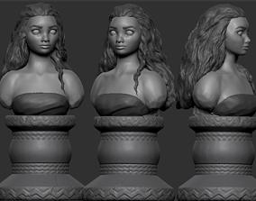 Sculpture Girl scuplture 3D model