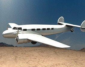 1934 Lockheed Model 10 Electra 3D