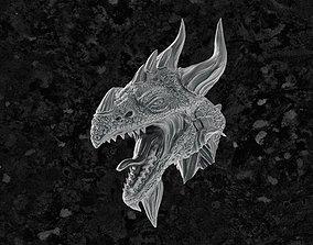 printable Dragon 3D print model