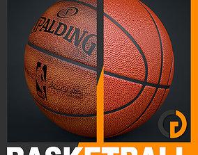 Spalding NBA Official Game Balls Pack 3D streetball