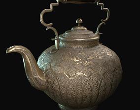 Teapot Persian 3D asset