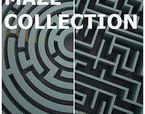 Maze Collection 3D