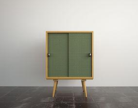 3D model Cabinet - Paul McCobb - Winchendon Furniture Co -