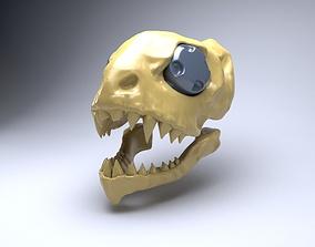 Bone Shoulders from Skyforge 3D print model