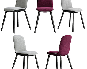 3D Mad Dining Chair Poliform