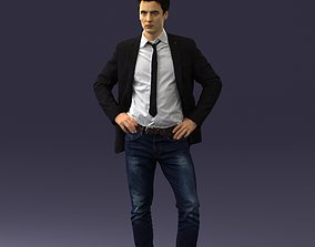 Fashion man 0318 3D Print ready