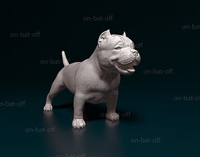 3D printable model Bully puppy