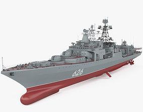3D Udaloy-class destroyer