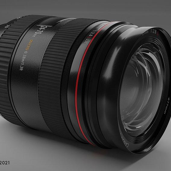 Canon EF 24-70 f/2.8L