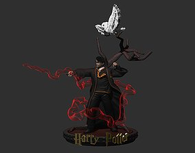 3D print model Harry Potter by Davide Barba