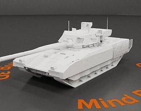3D asset T14 Armata