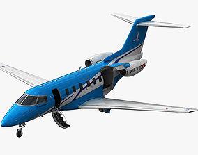 3D model Pilatus PC-24