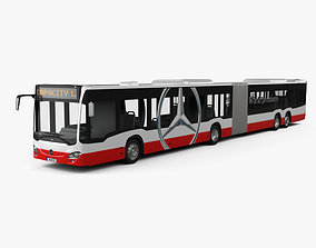 3D model Mercedes-Benz CapaCity L 4-door Bus 2014