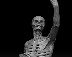 3D Scan model statue by Ligier Richier