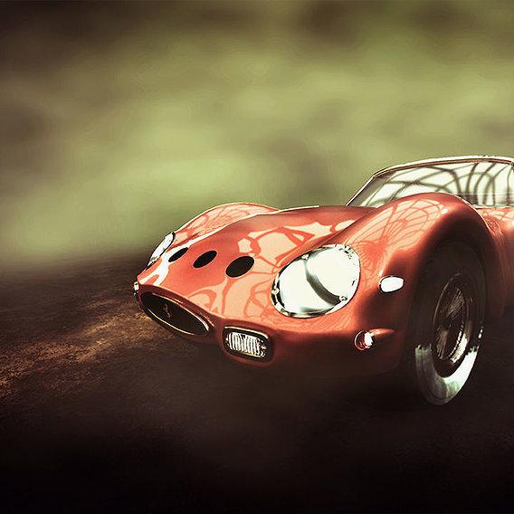 Smoking Ferrari  Course