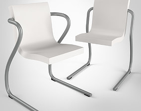 3D model Magic Chair Armchair by Ross Lovegrove