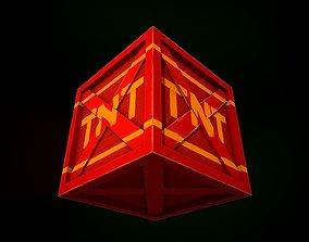 TNT Box 3D model