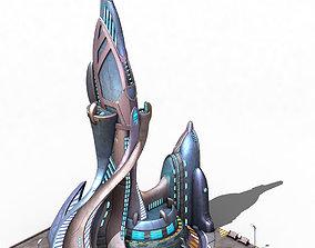 3D Building - Fleet - Power System 03