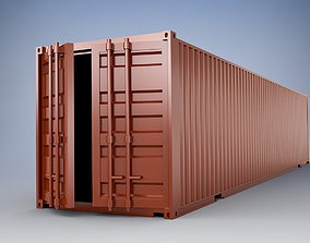 12 Meter Shipping Container Model Kit